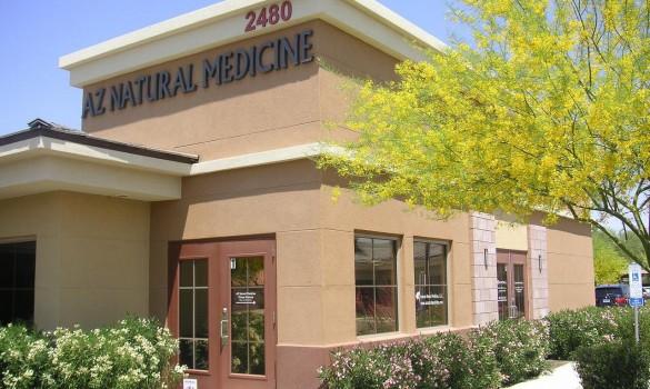 Az Natural Medicine Building