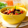 Butternut Squash and Turkey Chili