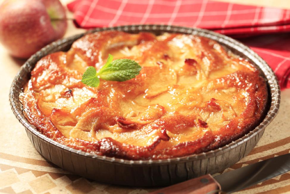 Baked Apple Pie Apples