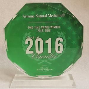 Best of Chandler 2016 - Naturopathic Clinics