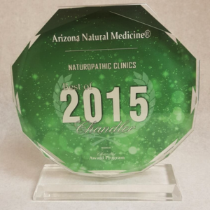 best naturopathic clinic of chandler 2015